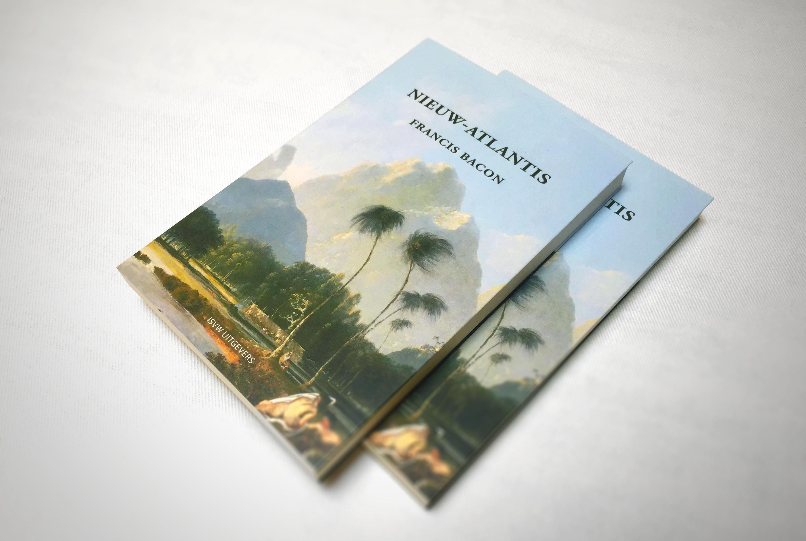 essay: over het vertalen van New Atlantis