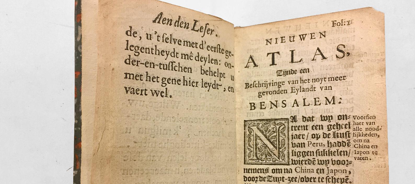 nieuwen atlas