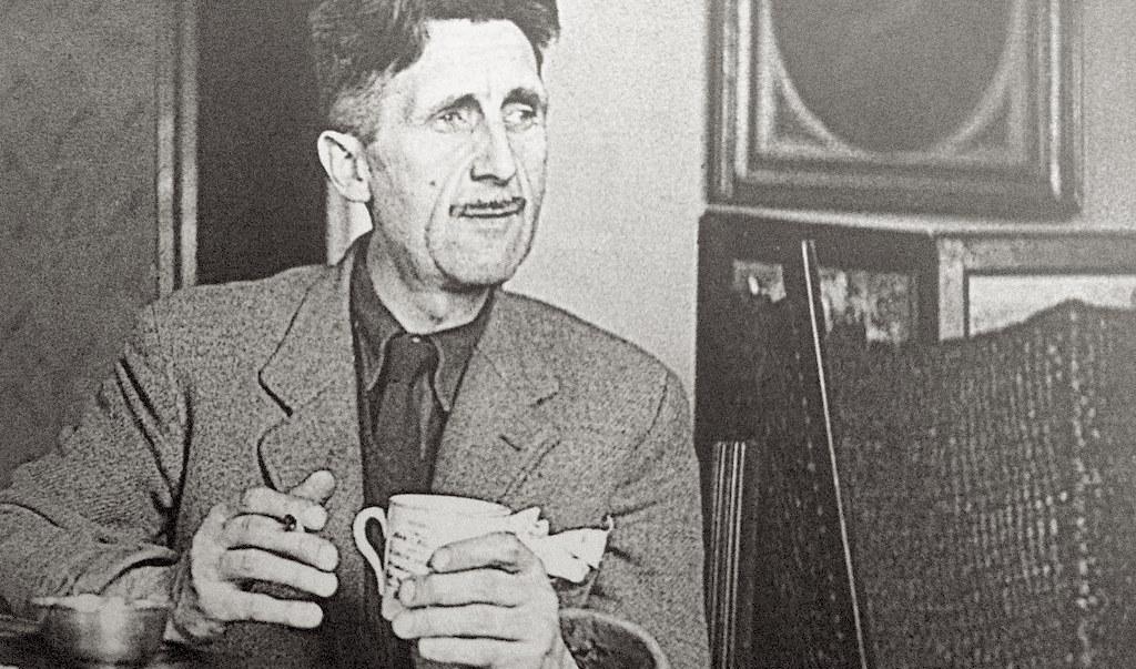 Een lekkere kop thee – George Orwell