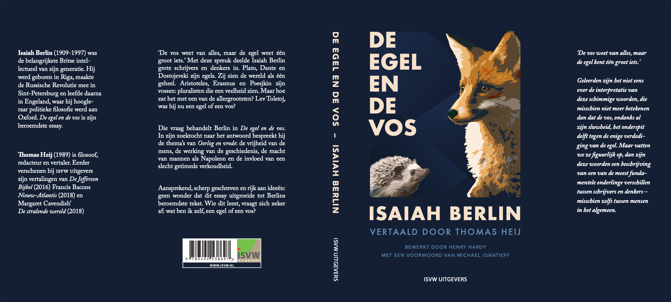 Isaiah Berlin egel
