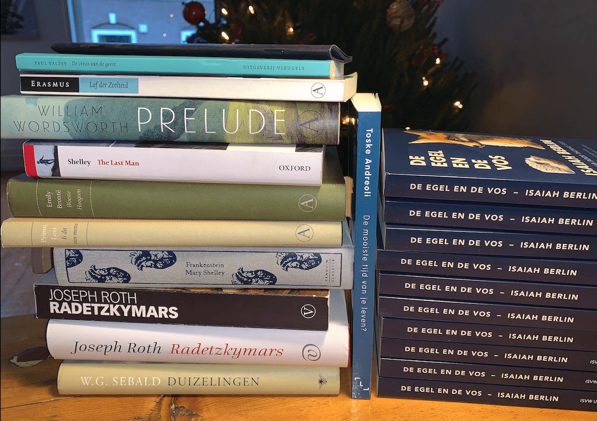 2020 in boeken