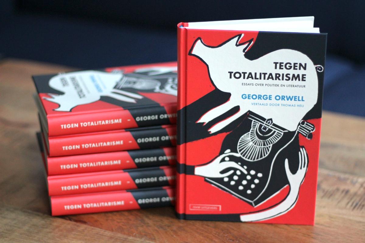 George Orwell totalitarisme